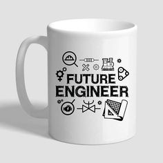Future Engineer, Take It Apart & Fix It, Engineer Gifts, Engineer Mug, Engineering, Gifts For Engineers, Engineer, Civil Engineer,