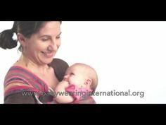 BWI's International Babywearing Week Video on Youtube.
