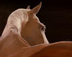 "Jan Lukens, 'Eye', Oil on canvas, 48x60"", 2013. Private collection, Wellington, Florida, USA"