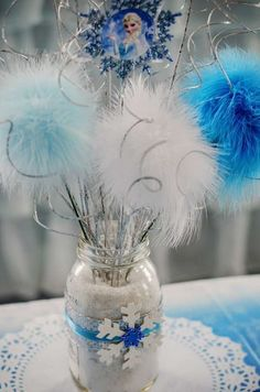 Frozen Christmas decorations – ideas for the best kids party decor ...