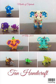 Elephant in many model-model