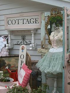 Rita Reade@The Vintage Marketplace~Next show June 1st & 2nd...