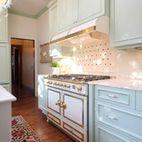 Kitchen Range - eclectic - kitchen - portland - Garrison Hullinger Interior Design Inc.