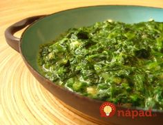 Creamed Spinach - vegan, nut free, I subbed gluten free all purpose flour and it came out great Plant Based Recipes, Veggie Recipes, Whole Food Recipes, Vegetarian Recipes, Vegan Foods, Vegan Snacks, Vegan Dishes, Healthy Foods, Vegan Thanksgiving