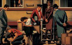 Week of Days by Kenton Nelson