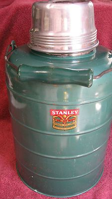 vintage Stanley thermos jug