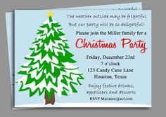 gander at these totally unique party invites for Christmas holiday celebrations and then browse the Board maintained by InvitationsByU