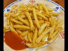 #homemade #cartofi #CartofiPrajiti #prajiti #Fried #Potatoes #crunchy #frenchfries #fry #fried Food Stations, Fried Potatoes, French Fries, Homemade, Recipes, Pai, French Fries Crisps, French Fries Crisps, Chips