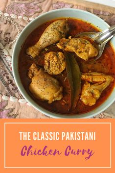 The classic Chicken Salan recipe that is a hug in a bowl for all Pakistanis. Find the instructions to make this simple and delcious curry here! Halal Recipes, Curry Recipes, Indian Food Recipes, Pakistani Chicken Curry Recipe, Chicken Salan Recipe, Pakistani Dishes, Pakistani Recipes, Appetizer Recipes, Dinner Recipes