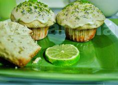 Veganana: Muffins de Limão com Sementes de Papoula