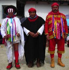 Zinacantan, Chiapas. Photo by Walter F. Morris Jr.