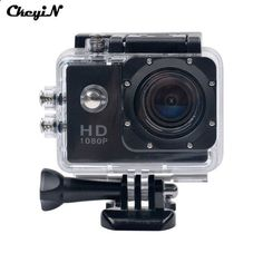 New Arrival!Camera Ultra HD 4K Action Camera 30m waterproof 2.0 Screen 1080p Sport Camera Go Extreme DVR52-2930