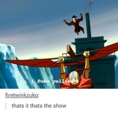 Avatar the Last Airbender Summary