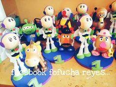 Fofucha toy story