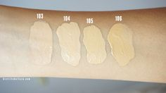 1000 Images About Foundation Colors On Pinterest