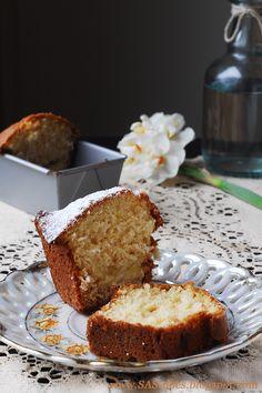 SAS does ...: Lemon curd coffee cake