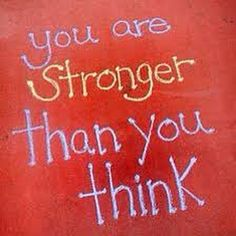 you are stonger than you think you are  Visit us  goweightlossprogram.com  Via  google images  #weightoss #weight #weights #weightlossjourney #weightgain #weightlossmotivation #weightlossbeforeandafter #weightcut #weighttrain #weightloss #weightlose #weightless #weighttraining #weightlossproblems #weightgoals #weightlossgoals