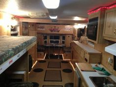 The Interior Of A Salem Ice Cabin Fish House #icefishing Salem