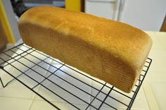 A couple months ago I bought a pullman pan.     Since then I've been on a quest for the perfect 100% whole wheat pullman recipe. Pullman...