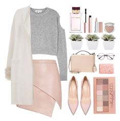 """""""Sans titre #233"""" by never-say-never1d ❤ liked on Polyvore featuring Michelle Mason, McQ by Alexander McQueen, Max & Moi, Pré de Provence, Abigail Ahern, Mark Cross, Maybelline, Dolce&Gabbana and Too Faced Cosmetics"""
