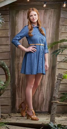 Só na Antix Store você encontra Vestido Jeans Joaninha com exclusividade na internet