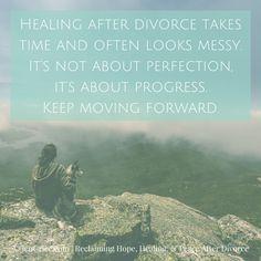 messy divorce advice