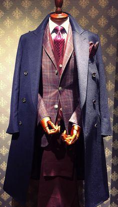 Ermenegildo Zegna #GinzaSakaeya#SAKAEYA#ErmenegildoZegna#zegna#dunhill#sumisura#bespoke#suit#jacket#Japan#ginza#Italy#Milano#men#fashion#mensfashion#menswear#mensstyle#instagood#銀座SAKAEYA#ゼニア#ダンヒル#オーダースーツ#フルオーダー#スーツ#スリーピース#銀座#新宿#東京#紳士服