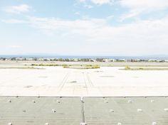 privatisations in/for progress Eero Saarinen, Athens, Athens Greece