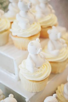 Best baby shower cupcakes for boy babyshower teddy bears 69 Ideas Baby Shower Cupcakes For Boy, Cupcakes For Boys, Baby Shower Cakes, Baby Shower Themes, Shower Ideas, Simple Cupcakes, Ladybug Cupcakes, Kitty Cupcakes, Snowman Cupcakes