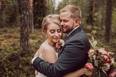 Autumn wedding in Finland. Syyshäät Nuuksiossa. #nuuksio #syksy #syyshäät #häät #hääkuvaus #häävalokuvaaja #weddingpotrait #hääpotretti #weddingphotography #wedding #autumnwedding #bohowedding