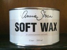 Annie Sloan Soft Wax - Clear - Painting a Dream