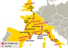 Travel Europe | European Emperor 2013 Tour | Visit France, Italy, Spain & More!