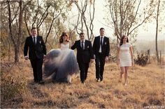 Red, Navy, White Wedding. Red Colour palette, Modern Wedding, Ombre Wedding Dress, Wedding Entourage www.lunafay.co.za