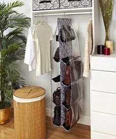High Quality Over Door Purse Organizer   Back Of Door Storage For Handbags   How To  Store Purses | Solutions | DIY Wardrobe Closet U0026 Organize | Pinterest |  Door Storage, ...