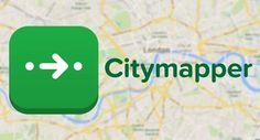 Citymapper App Update Makes Easier To Find Local Transport - http://www.mobidoom.com/2015/02/citymapper-app-update-makes-easier-to-find-local-transport   #BestApps  #CitymapperApp, #TransitTripPlanner
