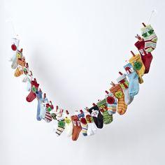 Sock Advent Calendar £25.00