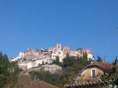 Biot, un village perché des Alpes Maritimes