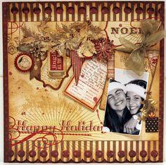 HAPPY HOLIDAYS *** MY CREATIVE SCRAPBOOK *** - Scrapbook.com