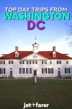 17 Spectacular Day Trips from Washington DC Hoping to escape the city for a bit? Check out our list of the best day trips from Washington DC! Usa Travel Guide, Travel Usa, Travel Tips, Travel Destinations, Travel Hacks, Solo Travel, Viaje A Washington Dc, Washington Dc Travel, Washington Sightseeing