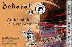 Arab beduin fűszerkeverék