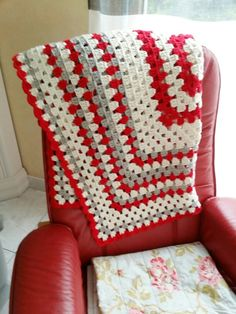 Hollie, will you crochet the warm blankets?