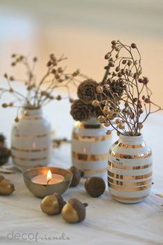House Doctor, Christmas Home, White Christmas, Flower Vases, Hygge, My Dream Home, Home And Living, Green And Grey, Interior Inspiration