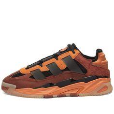 Orange Leather, Designer Shoes, Footwear, Adidas, Sandals, Sneakers, Copper, Black, Tennis