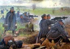 "Austrian WW1 ""Fighting on the Eastern Front"" Karl Friedrich Gsur"