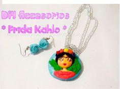Accesorios de porcelana fría, super fáciles y rápidos, Frida Kahl, cold porcelain