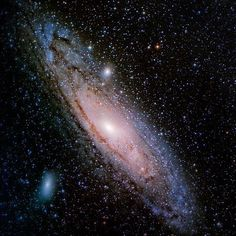 2,908 отметок «Нравится», 14 комментариев — Universe Today (@universetoday) в Instagram: «Thank you for checking out @optcorp instagram takeover!  Here is a shot of the Andromeda Galaxy.…»