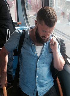 London beard