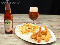 Gran fritto in tempura alla birra: Ricette di Cookaround | Cookaround