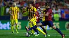 Barcelona lose their perfect start to the season