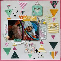 The Sweetest Thing - Scrapbook.com